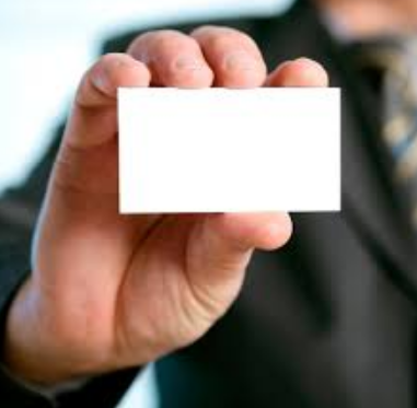 What Does Your Business Card Say About You A Counting Biz