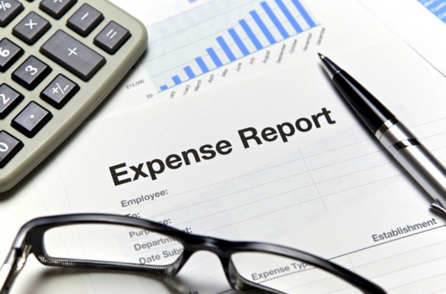 Expense_report_1 Management Of Expense Reports Is One Major ...